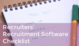 What Do Recruiters Want From Recruitment Software?