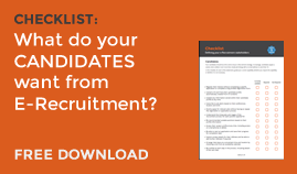 What do your CANDIDATES want from your careers site?