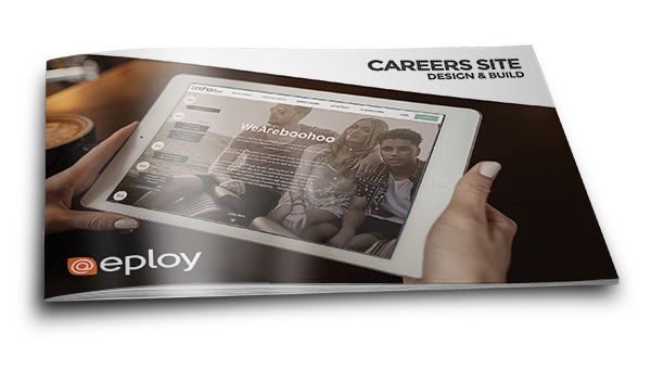Careers Site Design & Build Brochure