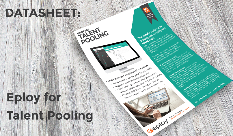 Excel at talent pooling