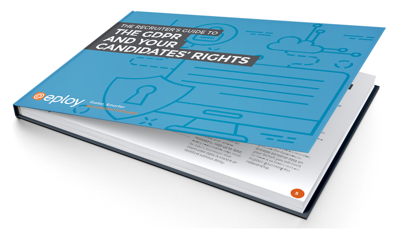 The GDPR & Your Candidate's Rights