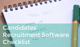 Candidates' Recruitment Software Checklist