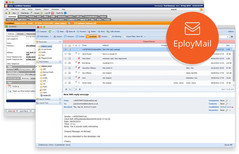 Making your inbox a powerful tool with EployMail