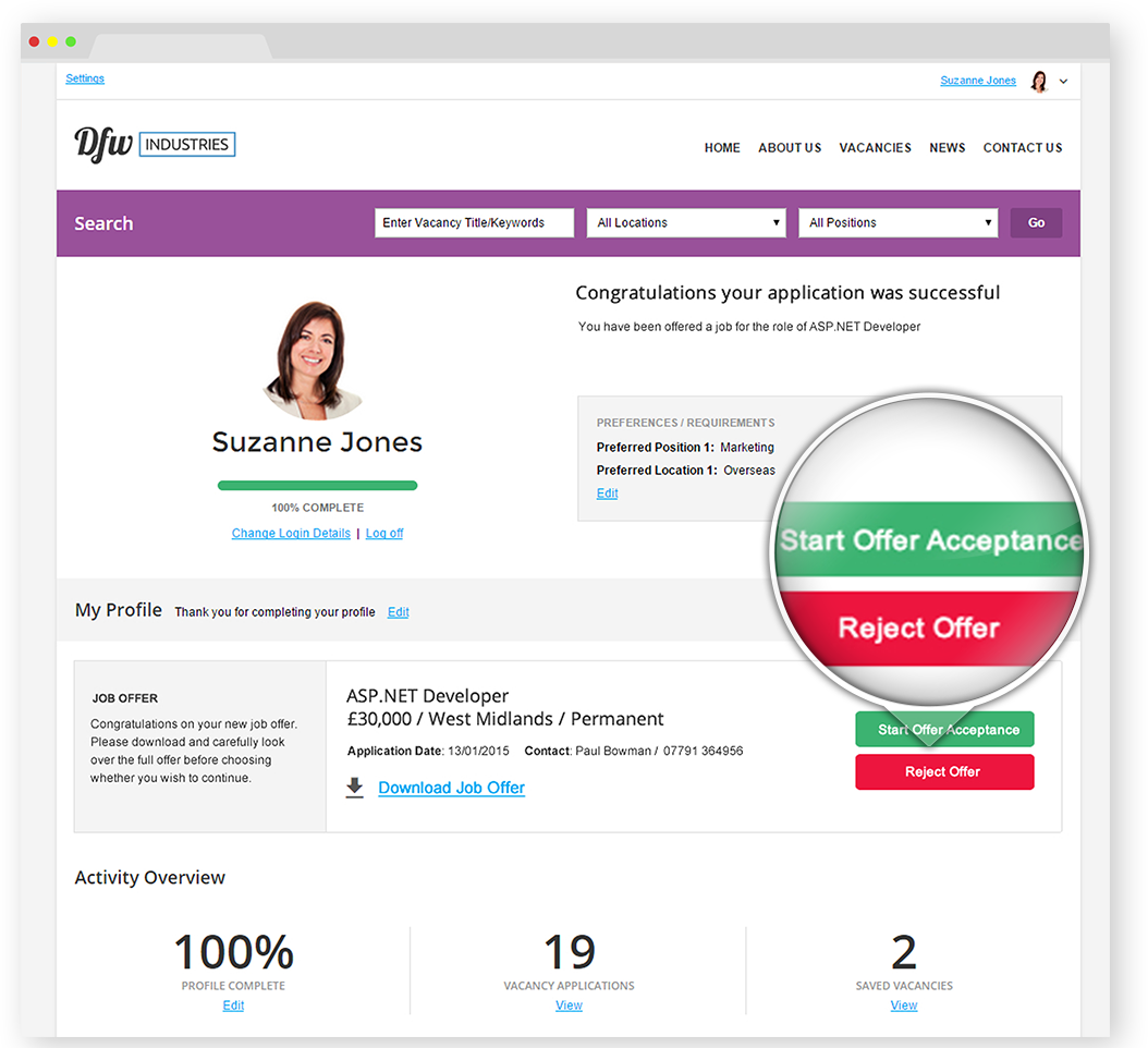 are your job offers going unaccepted eploy recruitment software offer management online