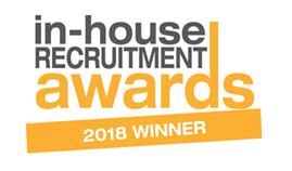 In House Recruitment Awards 2018 – Eploy customers success