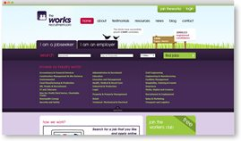 The Works- Recruitment Software case study
