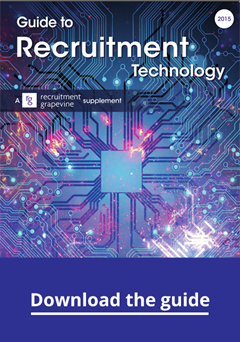 Click to download the Recruitment Grapevine Guide to Recruitment Technology