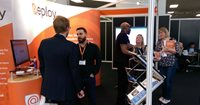 Eploy Stand at the Agency Expo