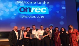 Who rocked at the OnRec Awards 2019?